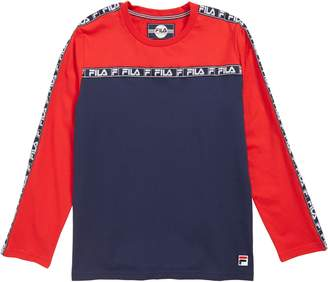 Fila Chase Long Sleeve T-Shirt