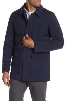 Knowledge Cotton Apparel Big Pocket Shell Jacket
