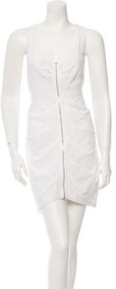 Ali Ro Sleeveless Scoop Neck Dress $70 thestylecure.com