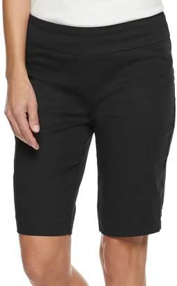 Croft & Barrow Women's Effortless Stretch Bermuda Shorts