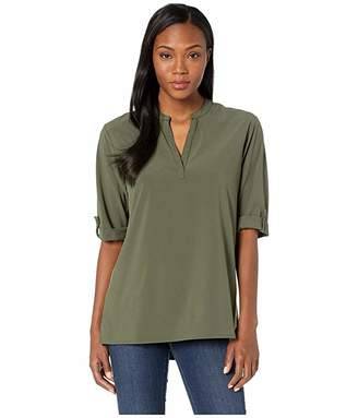 Exofficio Kizmettm 3/4 Sleeve Top