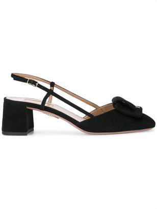 Aquazzura buckle detail pumps