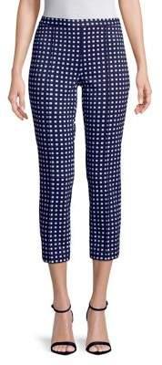 MICHAEL Michael Kors Geometric Cropped Pants