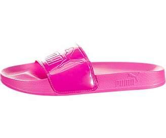 91b8b8cd923 Puma Leather Women s Sandals - ShopStyle