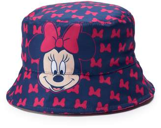 Disney Disney's Minnie Mouse Toddler Girl Bucket Hat