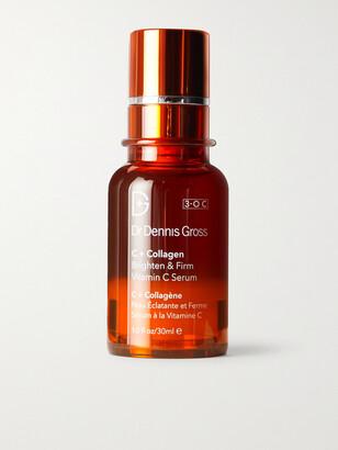 Dr. Dennis Gross Skincare C+ Collagen Brighten And Firm Serum, 30ml