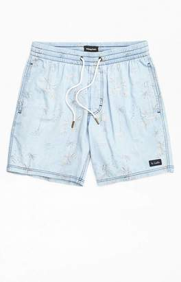 Barney Cools Indigo Poolside Drawstring Shorts