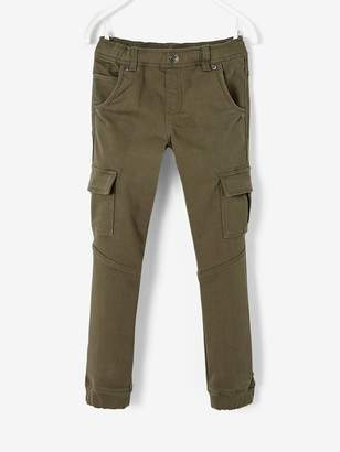 Vertbaudet Cargo Trousers for Boys