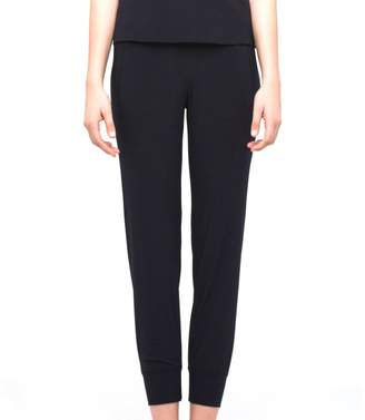 Norma Kamali Women's Jog Pant - Midnight