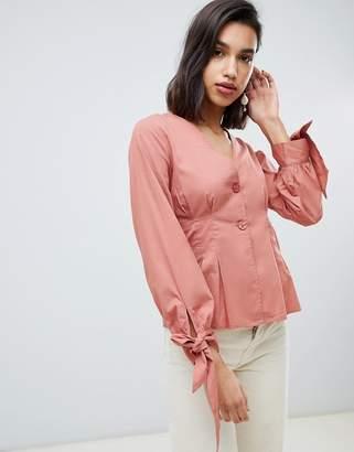 a01a7aa5ad3d4 Vero Moda Brown Tops For Women - ShopStyle UK