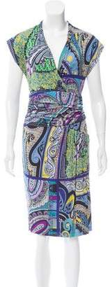 Etro Sleeveless Knee-Length Dress