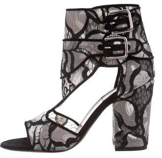 Laurence Dacade Rush Floral Lace Sandals w/ Tags