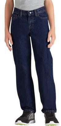 Dickies Genuine Boys Slim Fit Straight Leg 6 Pocket Jean