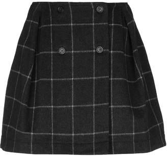 MAISON KITSUNÉ Mini skirts - Item 35391549WH