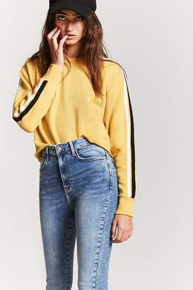 Forever 21 High-Rise Push-Up Jeans