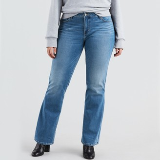 Levi's 315 Plus Shaping Book Jeans