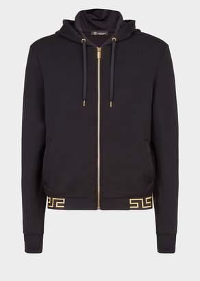 Versace Greca Border Lounge Jacket