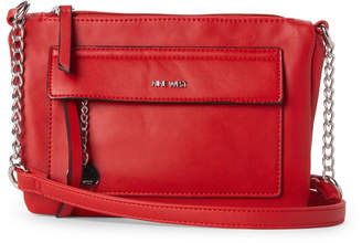 Nine West Fiery Red Kamila Crossbody