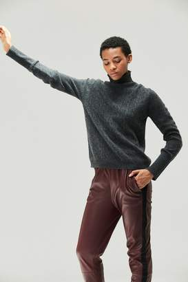 Veda Josef Cashmere Sweater Charcoal