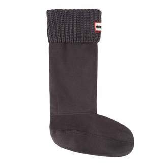Hunter Women's Original Tall Half Cardigan Boot Socks