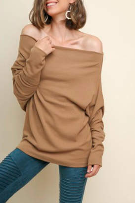 Umgee USA Dolman Sleeve Top