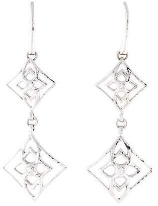 Gurhan 18K Diamond Topkapi Drop Earrings
