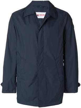 Invicta button raincoat