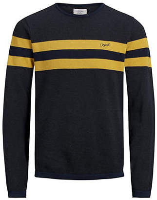 Jack and Jones Jorlabour Crewneck Sweatshirt
