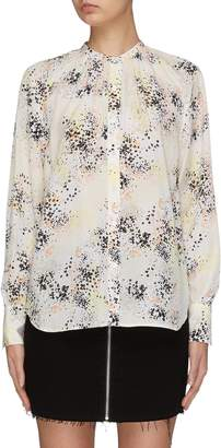 Equipment 'Causette' floral print silk blouse