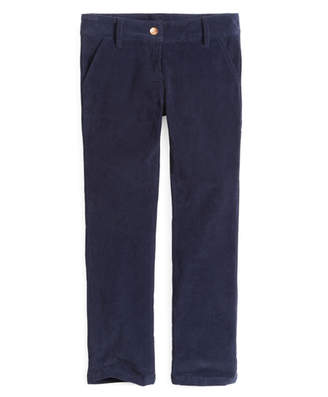 Brooks Brothers Girls Corduroy Skinny Pants