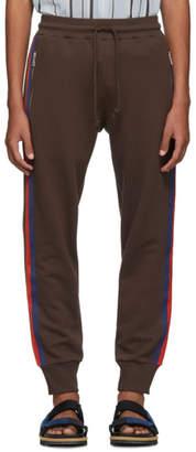 Dries Van Noten Brown Hastley Lounge Pants