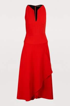 Roland Mouret Sleeveless midi dress