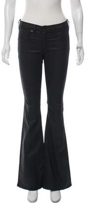 Rag & Bone Elephant Bell Low-Rise Jeans w/ Tags