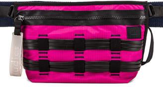 Acne Studios Abbey Bum Bag in Magenta Pink | FWRD