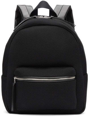 Maison Margiela Black Mesh Backpack