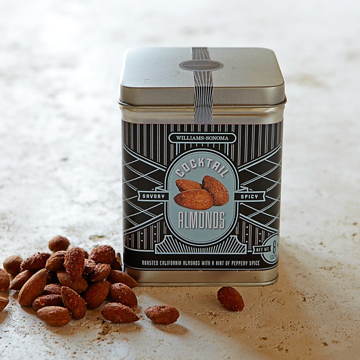 Williams-Sonoma Nut Mix, Spicy Cocktail Almonds