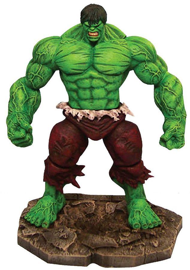 Diamond Select Toys Marvel Select Incredible Hulk Action Figure