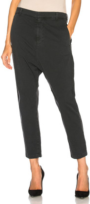 Nili Lotan Paris Pant in Washed Black | FWRD