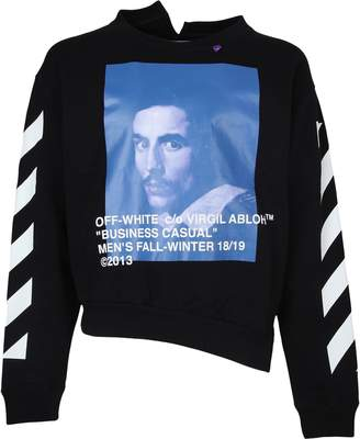 Off-White Off White Photographic Print Sweatshirt