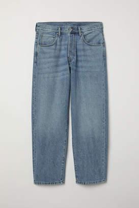 H&M Baggy Jeans - Blue