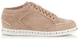 Jimmy Choo Miami Suede Sneakers