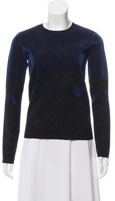 Tory Burch Glitter Crew Neck Sweater w/ Tags