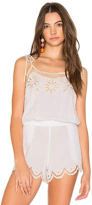 Cleobella Edita Crop Top in White $143 thestylecure.com