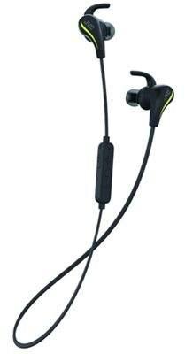 JVC Haet50 Bluetooth Sports In-Ear Headphones - Black