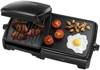 George Foreman Entertaining 10 Portion Grill & Griddle 23450