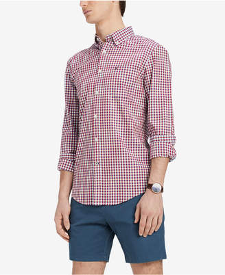 Tommy Hilfiger Men's Wayne Checked Classic Fit Shirt