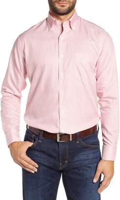 Peter Millar Lanai Regular Fit Stripe Sport Shirt
