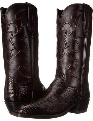 Lucchese Charles Cowboy Boots