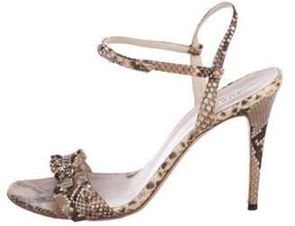 10780bb74c9 Gucci Ankle Strap Women s Sandals - ShopStyle