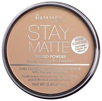 Rimmel Stay Matte Powder $3.42 thestylecure.com